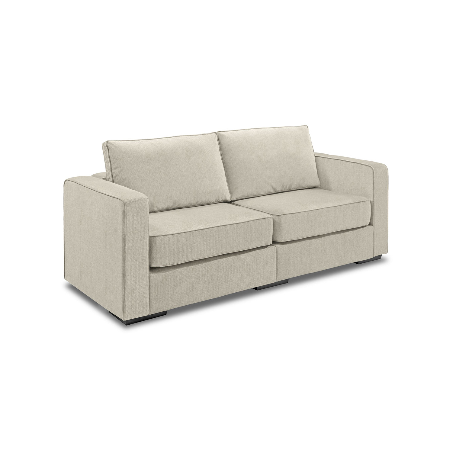 love sac chair grey high back dining 5 series sactionals sofa taupe lovesac touch of