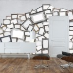 Creative Collage Frames 1 Wall Murals Touch Of Modern