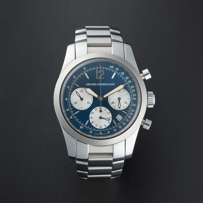 Girard Perregaux Ferrari F1-2000 Chronograph Automatic // 4956 // Store Display - Breathtaking Watches - Touch of Modern