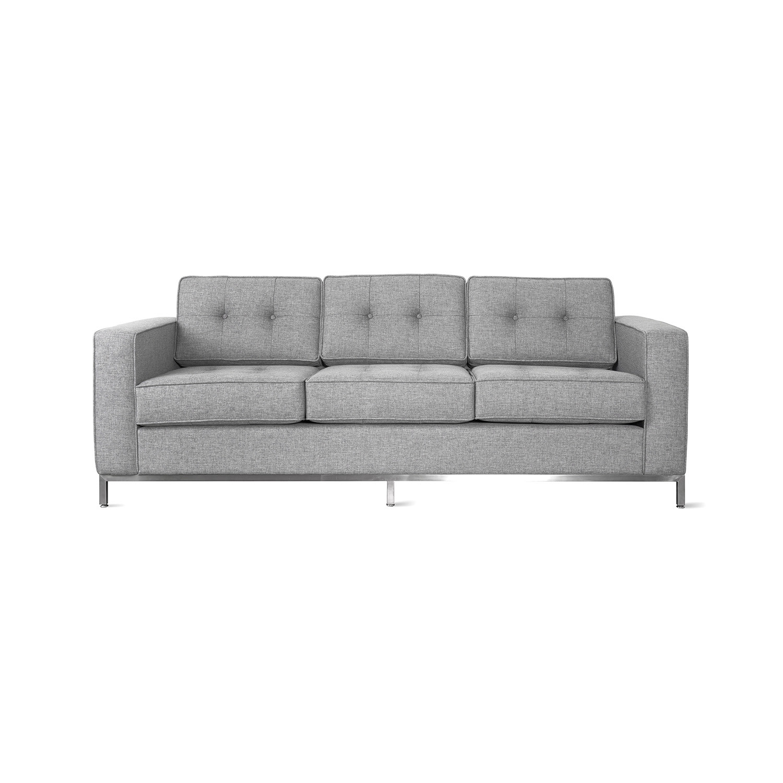 sofa steel white living room images jane stainless base urban tweed ink gus