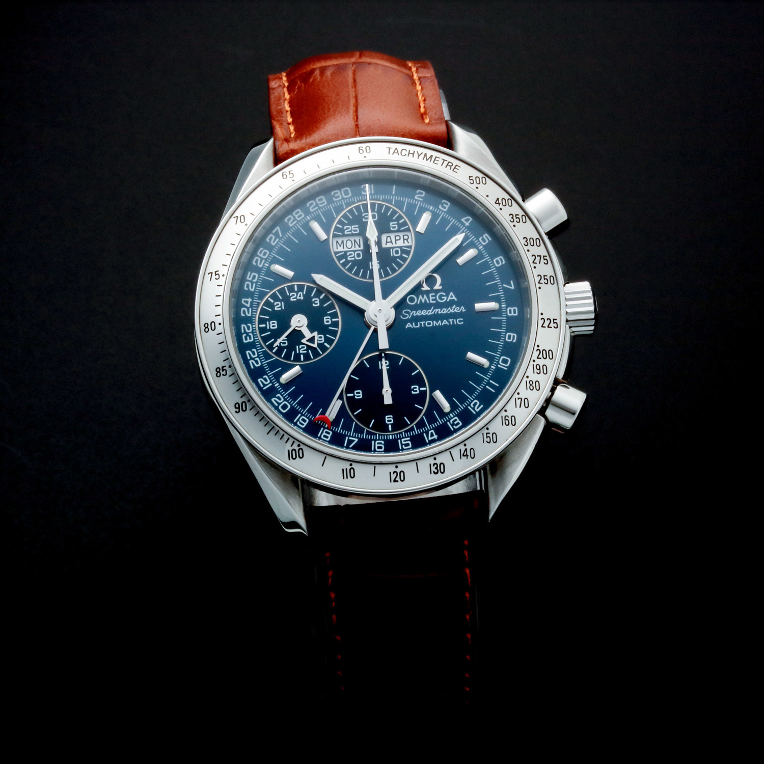 Omega Speedmaster Sport Day Date Automatic 35205 Pre