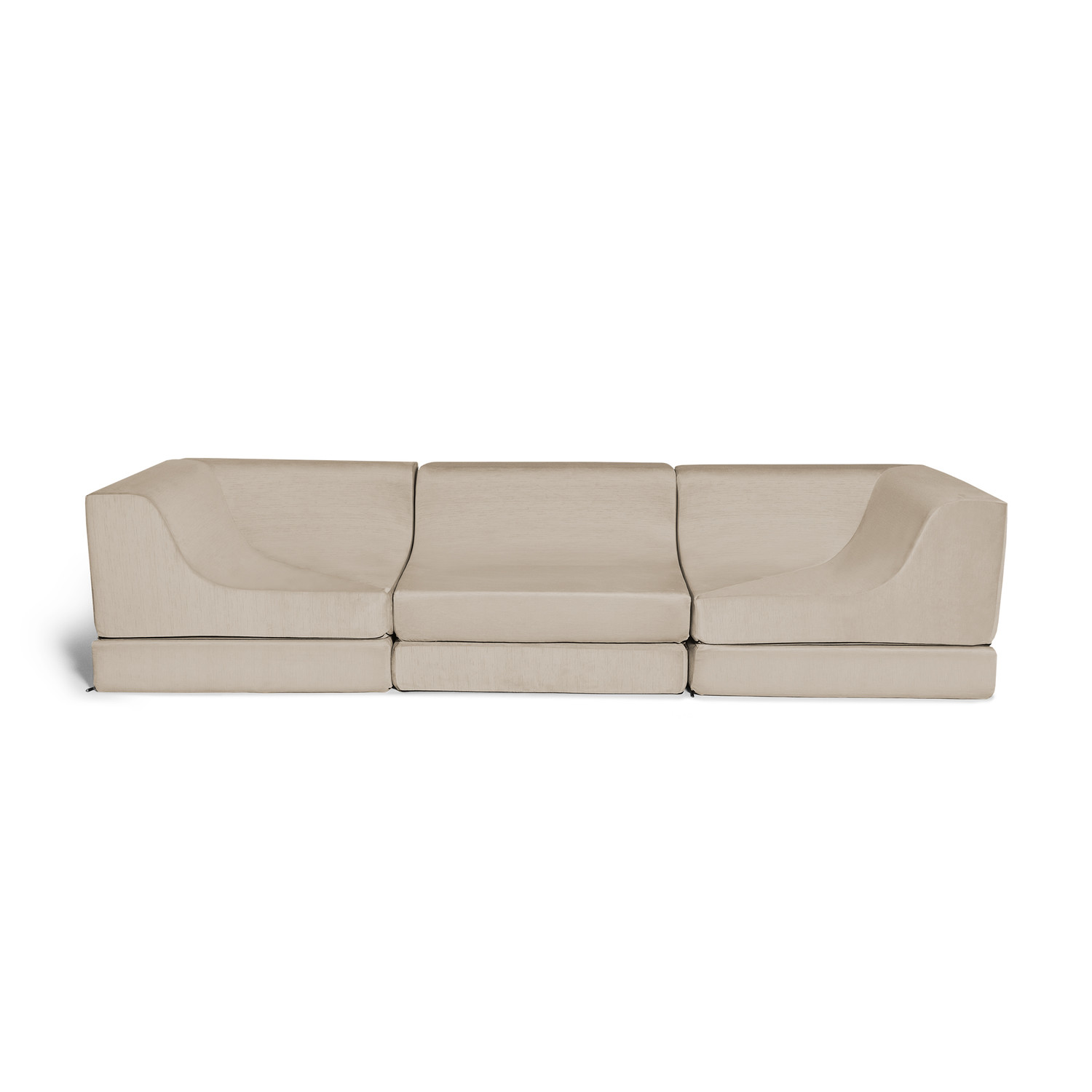 ivory sofa cover leather glue modular jaxx casual living touch of modern