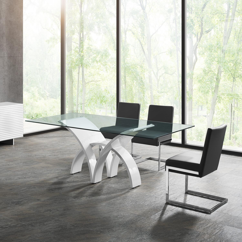 Manhattan Dining Table - Casabianca Furniture Touch
