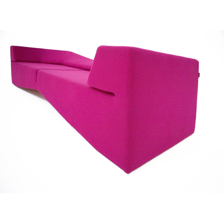 fuschia sofa fabric sectional sofas with recliners xo wool nolen niu touch of modern