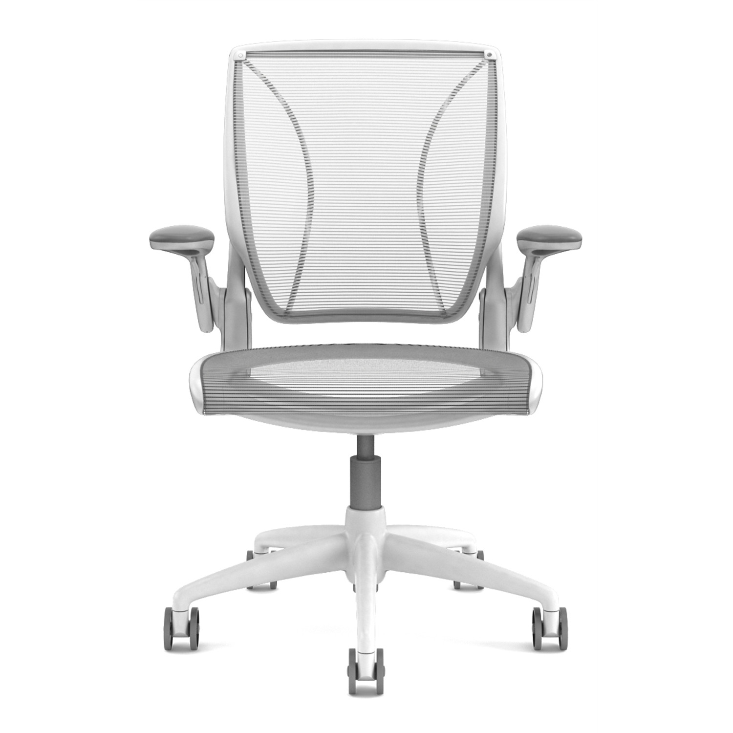 humanscale diffrient world chair white wedding covers online task touch
