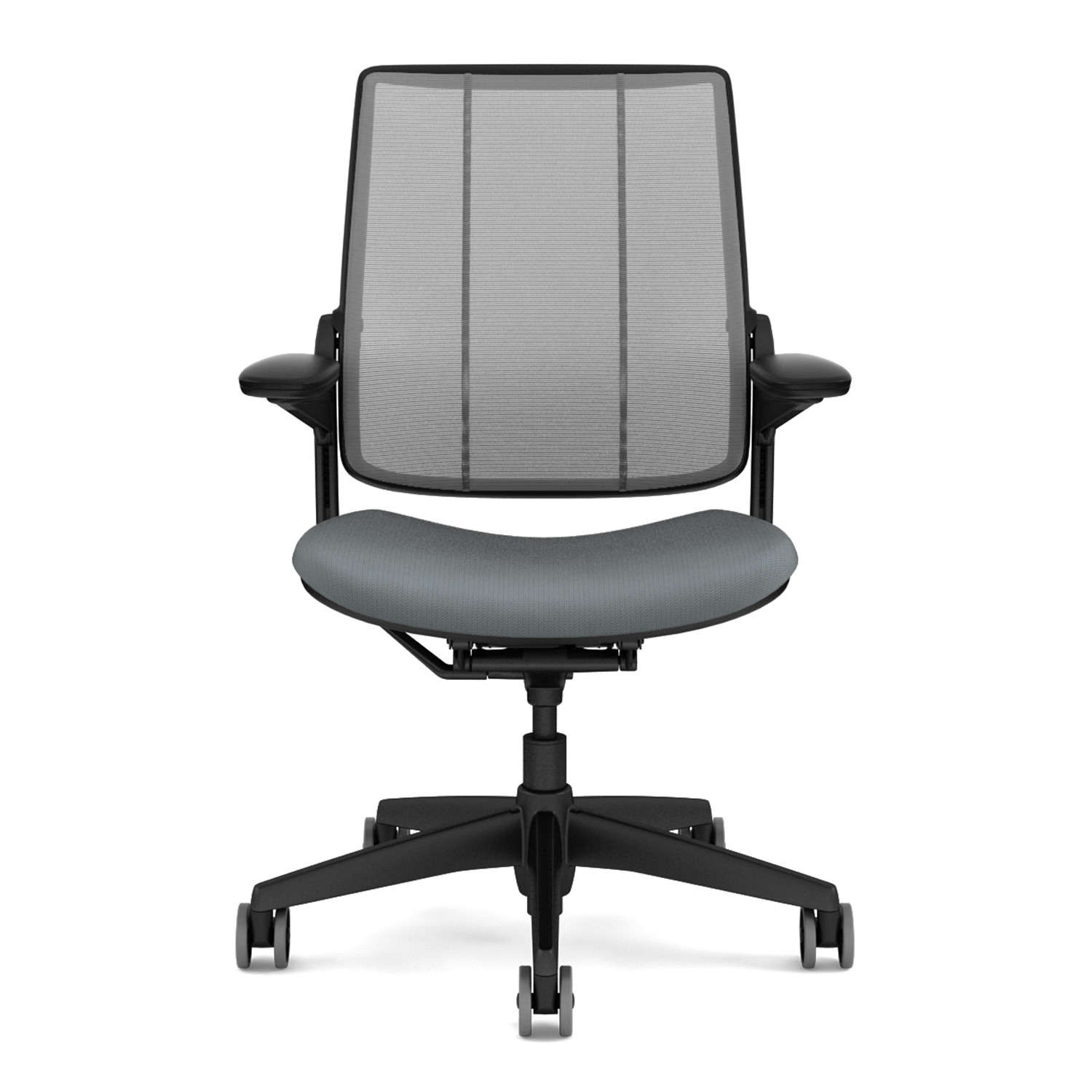diffrient smart chair folding for camping task black 43 humanscale