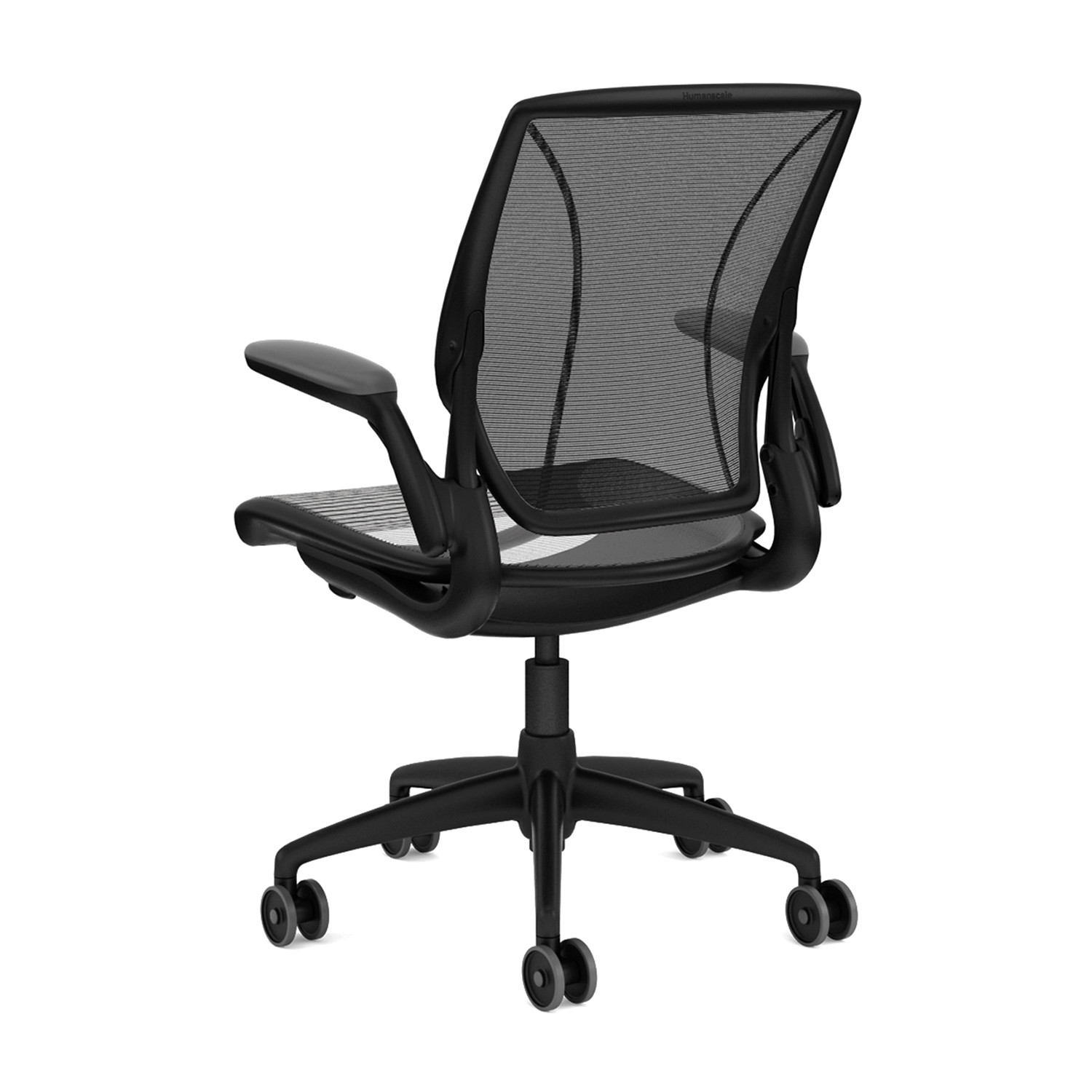 Diffrient World Task Chair White  Humanscale  Touch