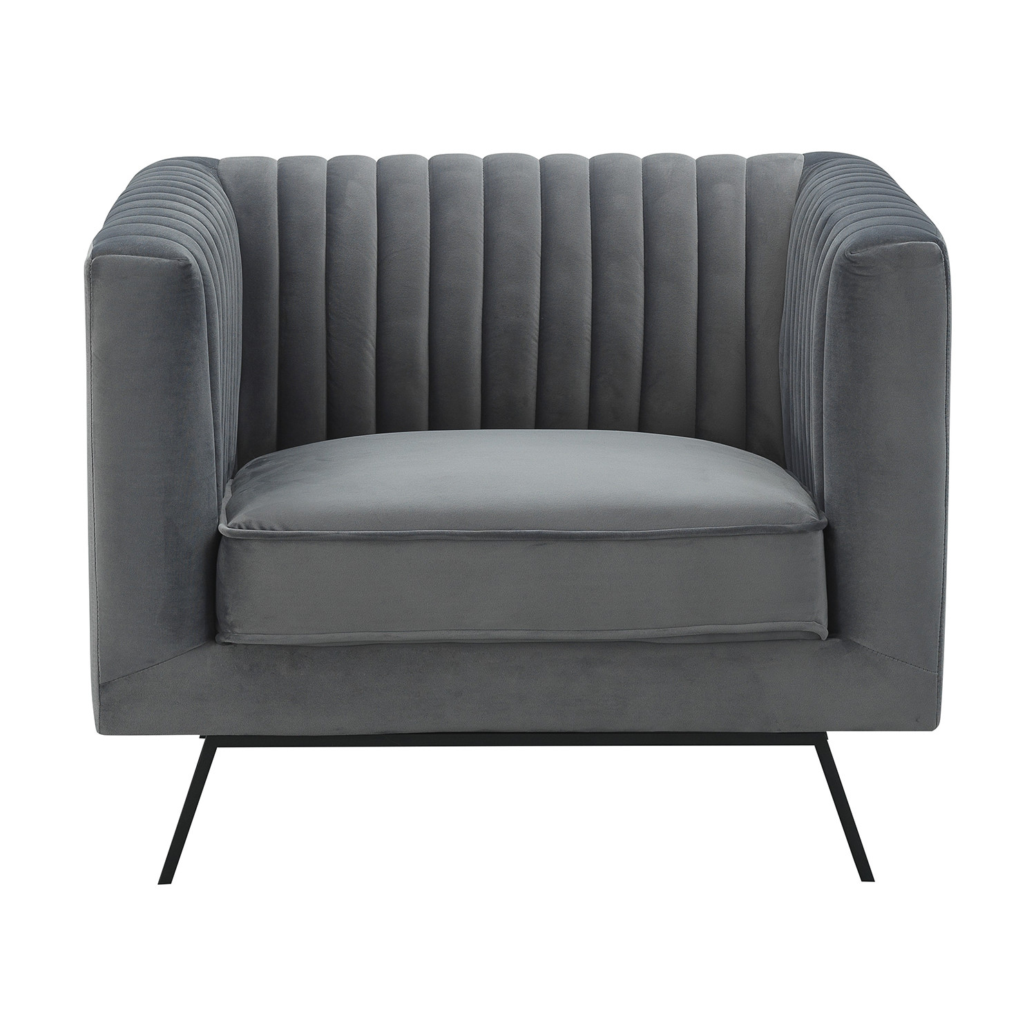 charcoal gray sofa set bluebell second hand richmond loveseat 43 of 2 armchairs