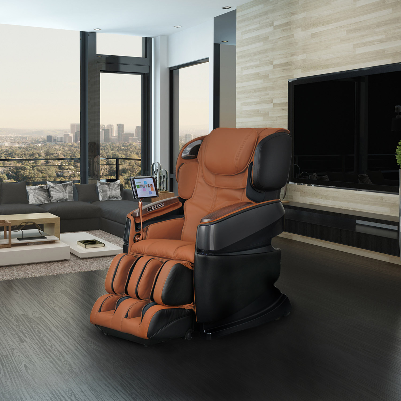 ogawa massage chair tom dixon wingback smart 3d cappucino world touch of modern