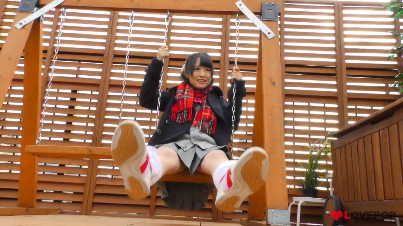 Lovepop tki001653 Kirari Sena 瀬名きらり natural ♪ uniform !