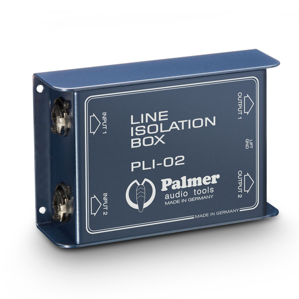 02 Box Palmer Li 02 | Line Isolators | Palmer