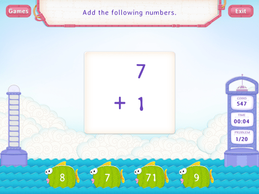 add 7 to numbers