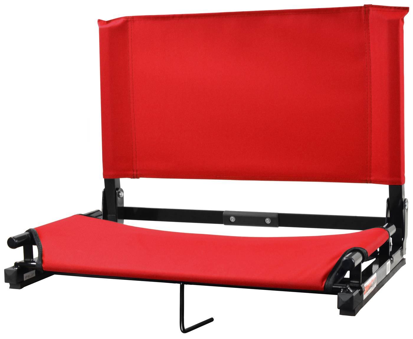 Patented Stadium Chair Wide Stadium Seat New  eBay