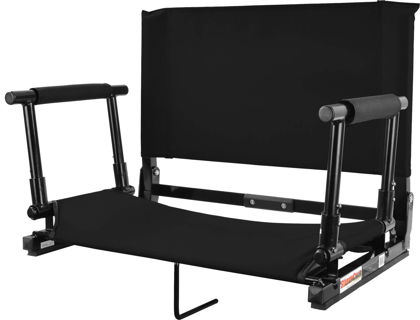 Sports Unlimited Wide Stadium Chair with Arms
