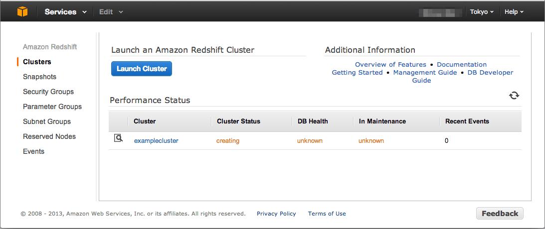 Amazon Redshiftを始めてみよう(入門ガイド翻訳&実践:前編) | DevelopersIO