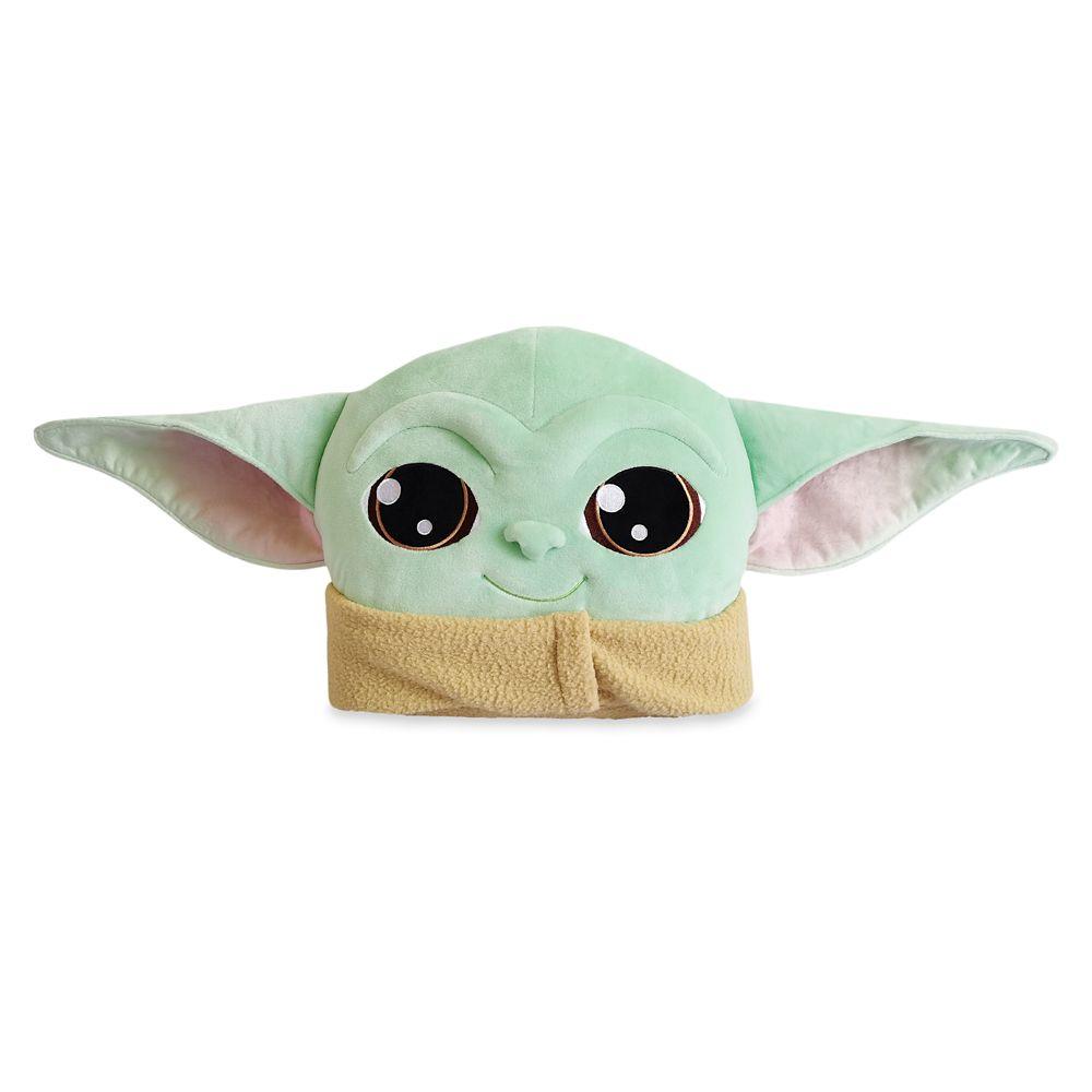 the child plush pillow star wars the mandalorian 12