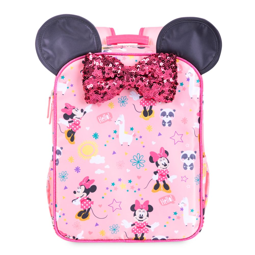 minnie mouse backpack for