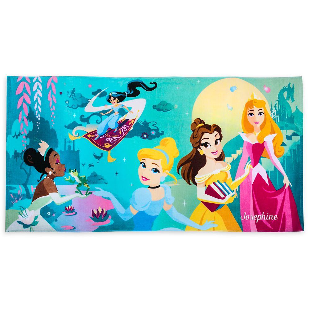 disney princess towel