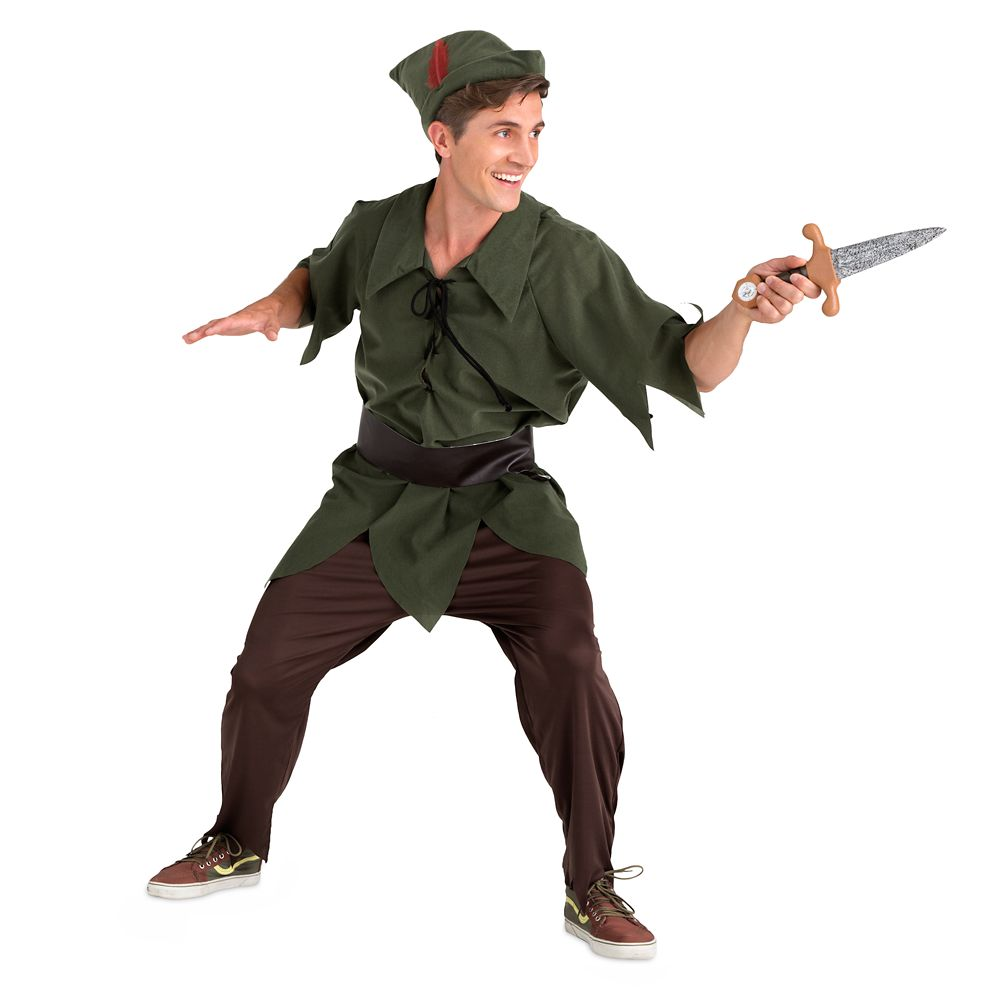 peter pan costume for