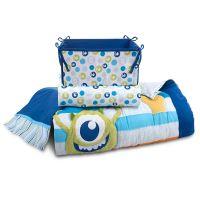 Monsters, Inc. Crib Bedding Set | Disney Store