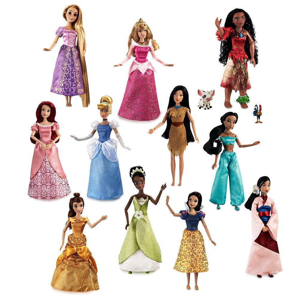 disney princess doll gift