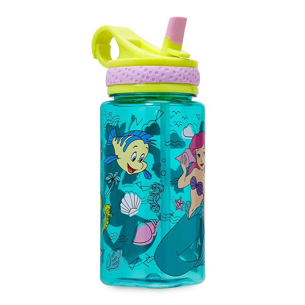 ariel water bottle with