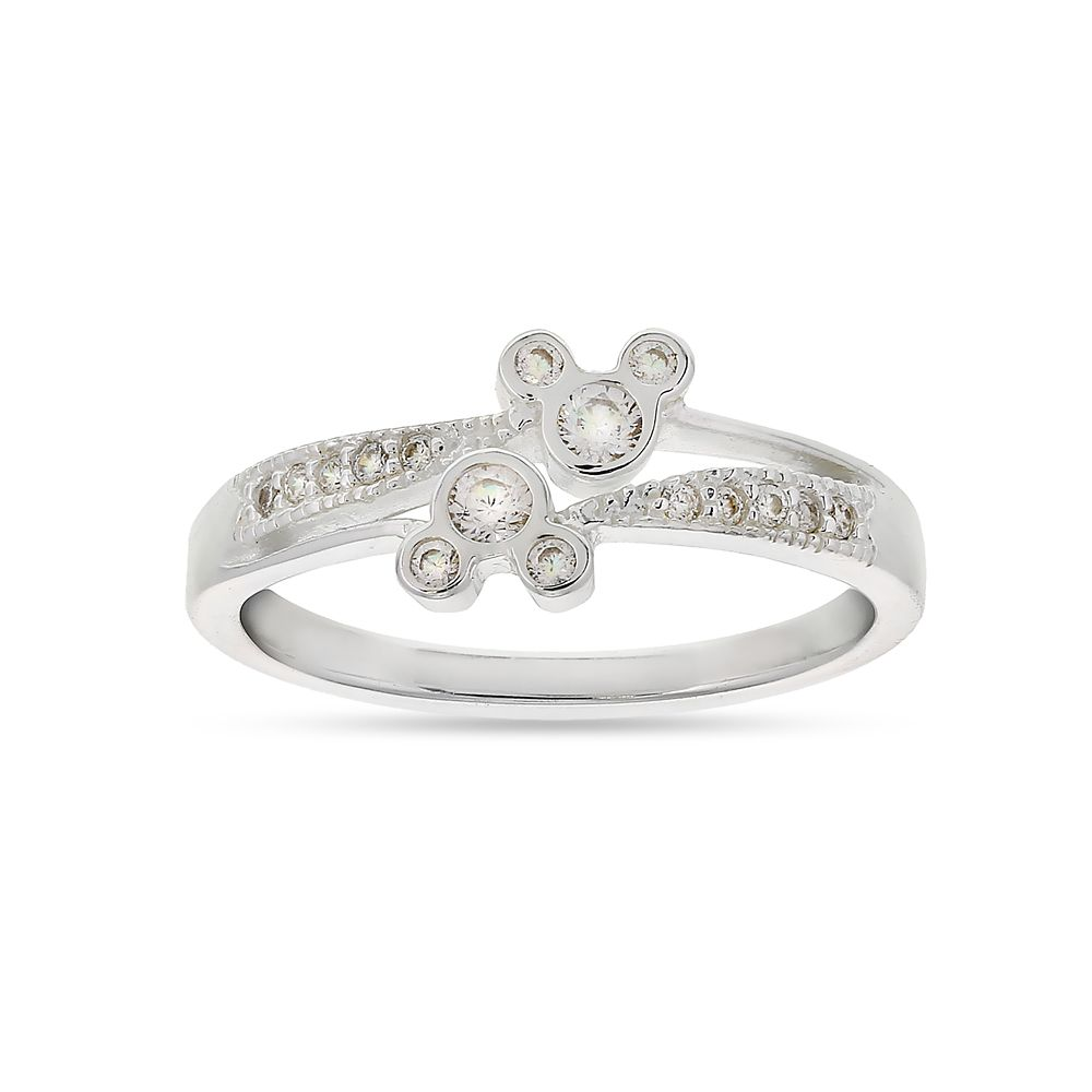 Mickey Mouse Siamese Ring