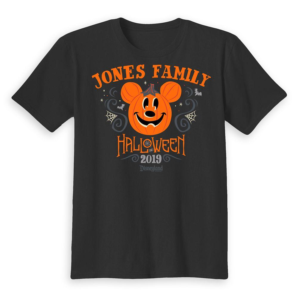 Kids' Disneyland Halloween T-Shirt – Customized has hit the shelves – Dis Merchandise News