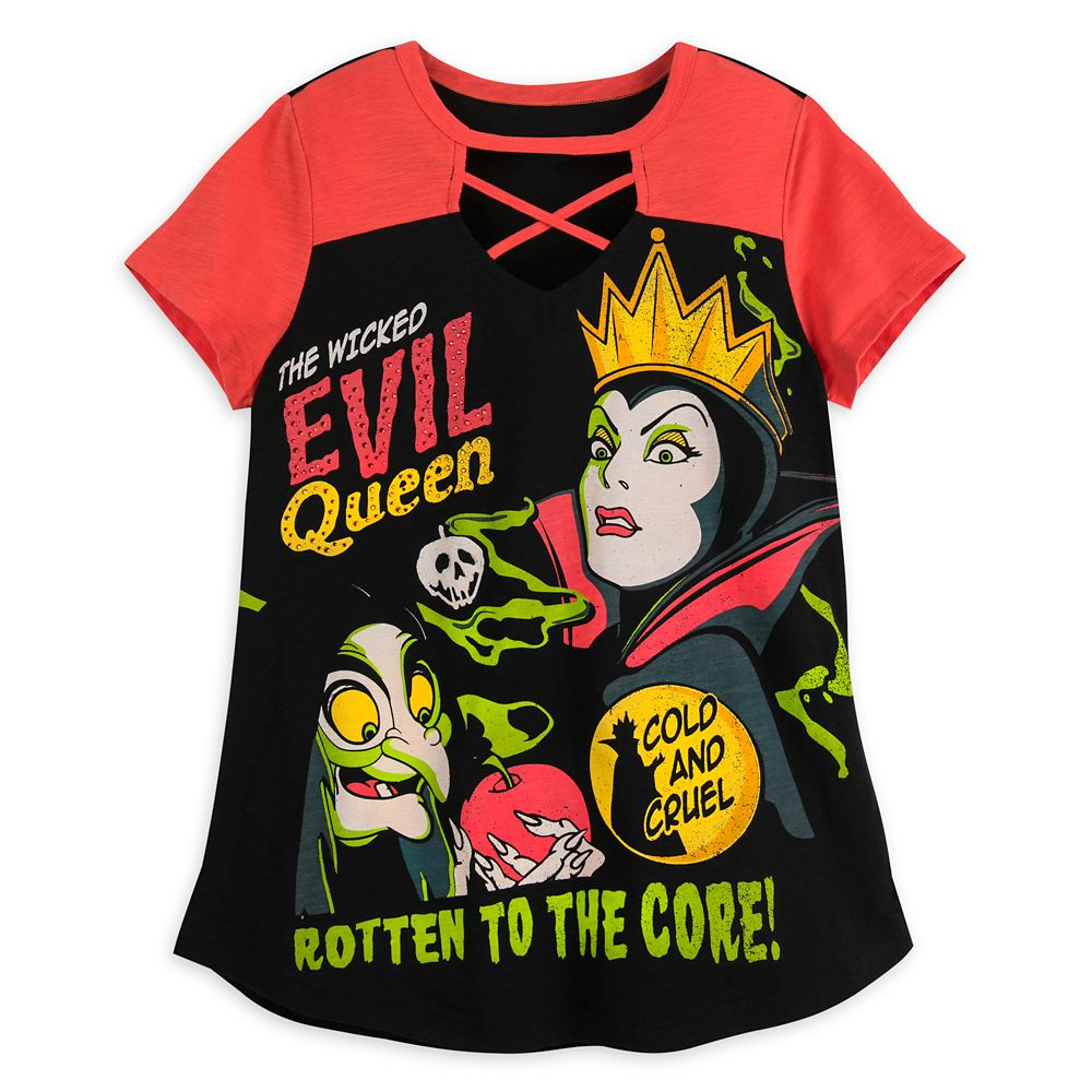 evil queen laced t