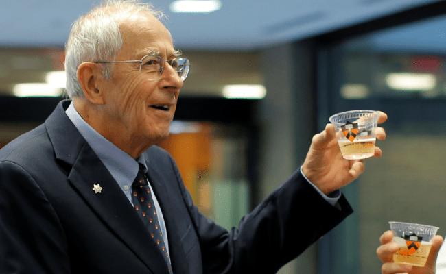 Flipboard Manitoba Born Scientist James Peebles Wins