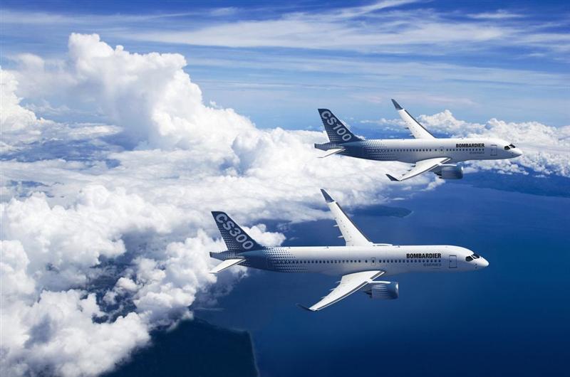Airbus vole au secours de Bombardier face à Boeing