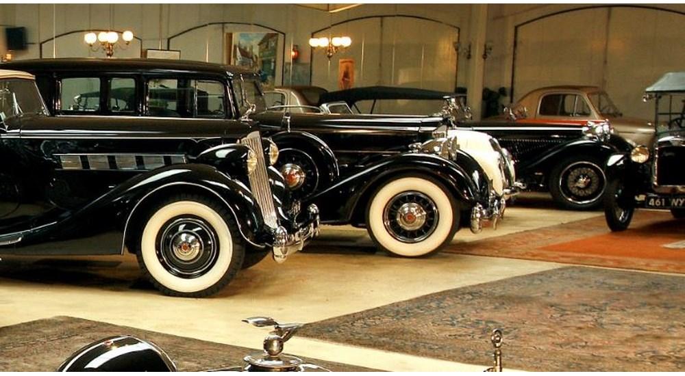 Galerie photo  Les voitures anciennes ont la cote  Boursiercom