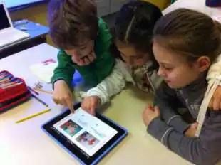a scuola con il tablet 3