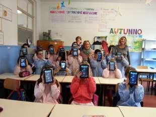 a scuola con il tablet 5