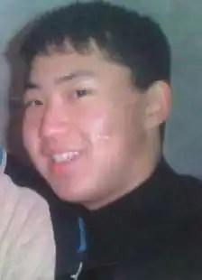 kim jong un giovane