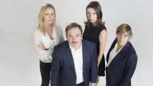 Luca Telese, Giulia Bongiorno, Francesca Lancini, Luisella Csotamagnagna