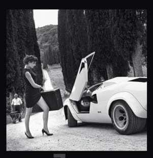 calendario pirelli 2014 by helmut newton 2