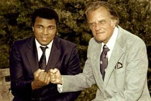 billy graham mohammed ali