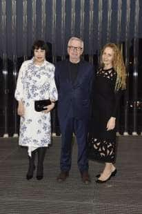 alice rawsthorn, david chipperfield e evelyn chipperfield