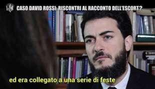 IL CASO DAVID ROSSI - LE RIVELAZIONE DELLA MOGLIE DI UN ALTO FUNZIONARIO DELLO STATO