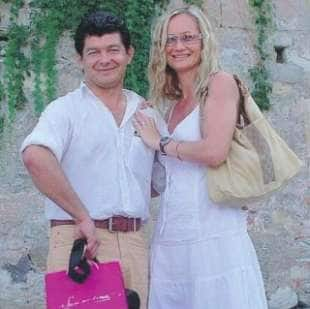 mureddu e moglie