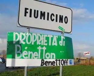 Benetton fiumicino