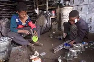 bambini schiavi in eritrea