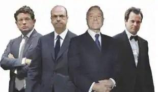 MONTANTE ALFANO LETTA CARRAI