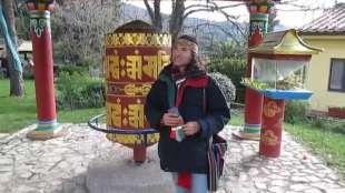 Lama Tzong Khapa di Pomaia