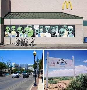 alien city in new mexico