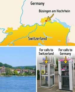 busingen mezza svizzera e tedesca