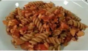 pasta ragù