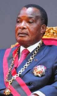 Denis Nguesso congo