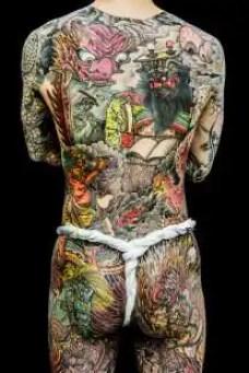 tattoo di horiyoshi iii sensei, foto di zozios